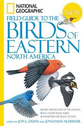 Jon L. Dunn National Geographic Field Guide To The Birds Of Ea
