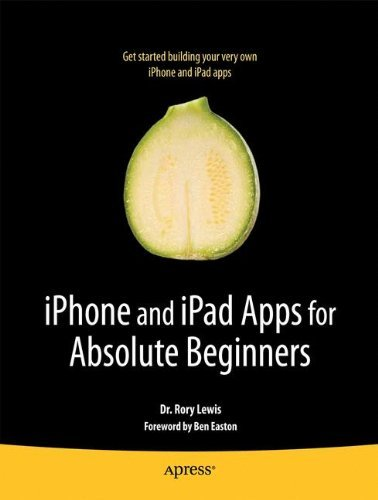 Rory Lewis Iphone And Ipad Apps For Absolute Beginners