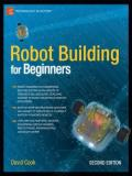 David Cook Robot Building For Beginners 0002 Edition;