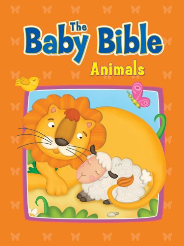 Robin Currie The Baby Bible Animals