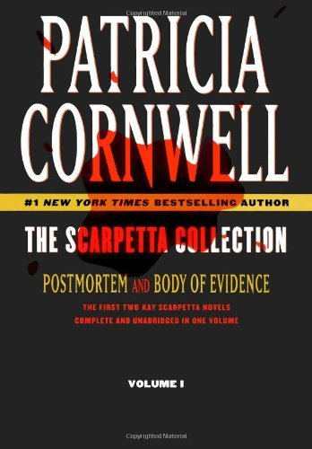 Patricia Cornwell The Scarpetta Collection Volume I Postmortem And Body Of Evidence