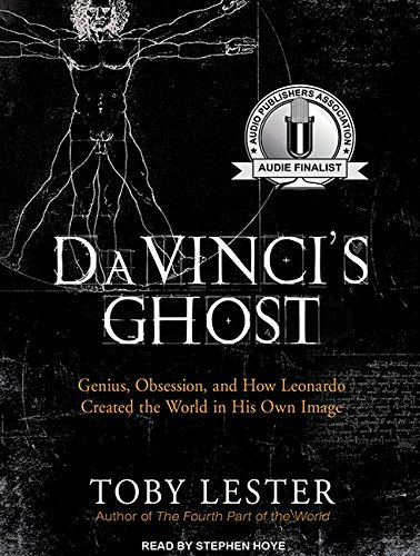 Toby Lester Da Vinci's Ghost Genius Obsession And How Leonardo Created The W Mp3 CD