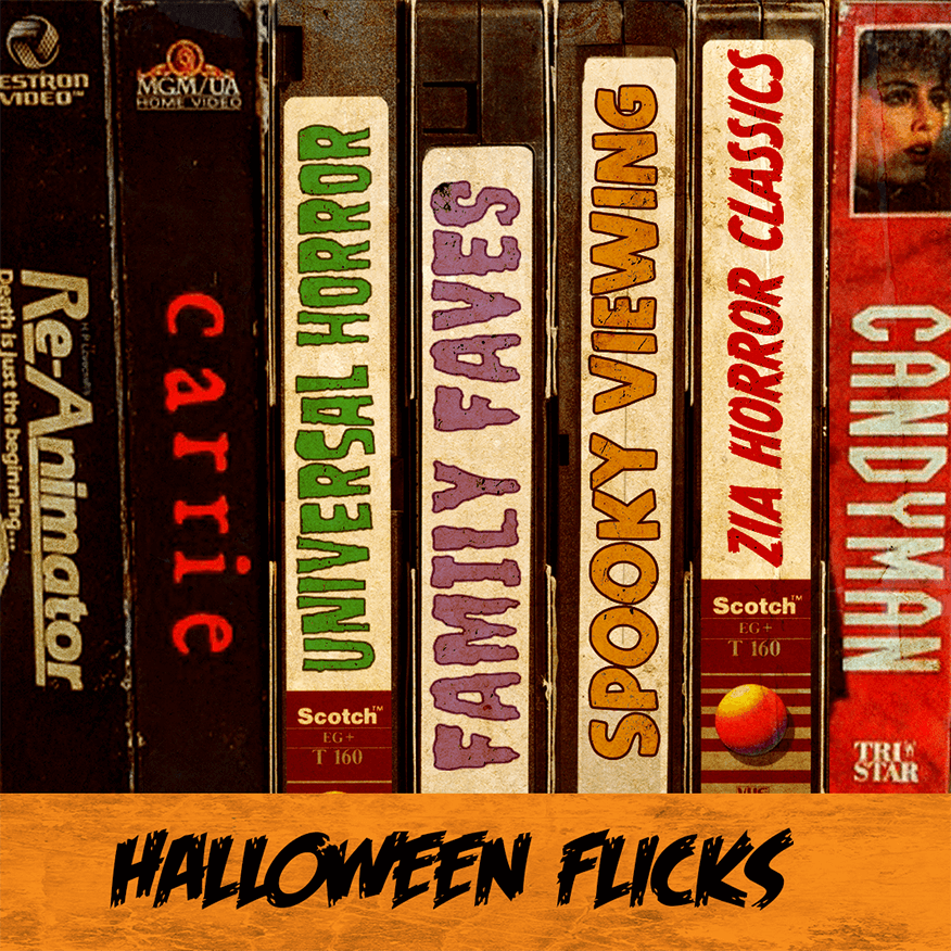 zia halloween movie selects
