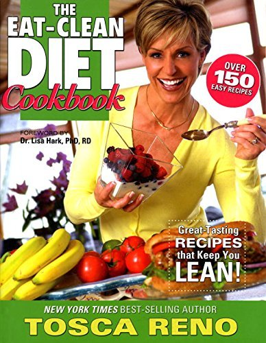 reno-tosca-hark-lisa-dr-phd-frw-the-eat-clean-diet-cookbook
