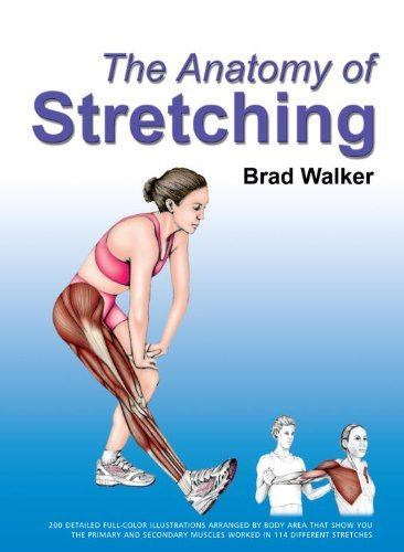 Brad Walker Anatomy Of Stretching The