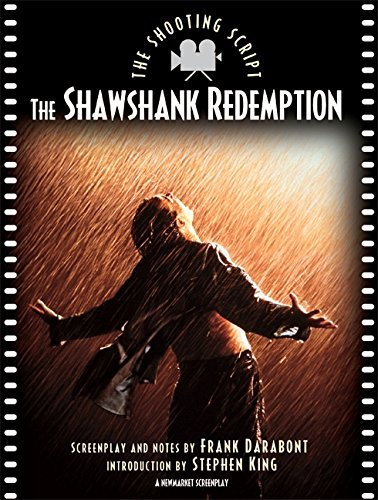 Frank Darabont Shawshank Redemption The Shooting Script Shooting Script