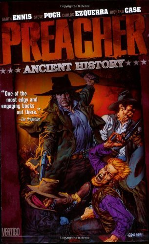 Garth Ennis Preacher Vol 04 Ancient History