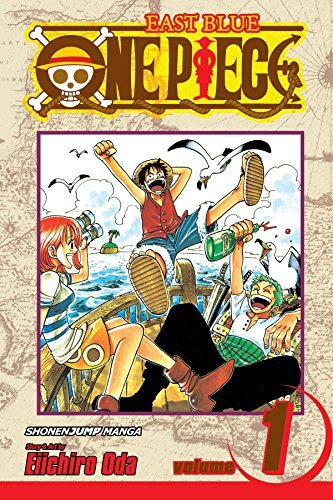 Eiichiro Oda One Piece Vol. 1 Volume 1