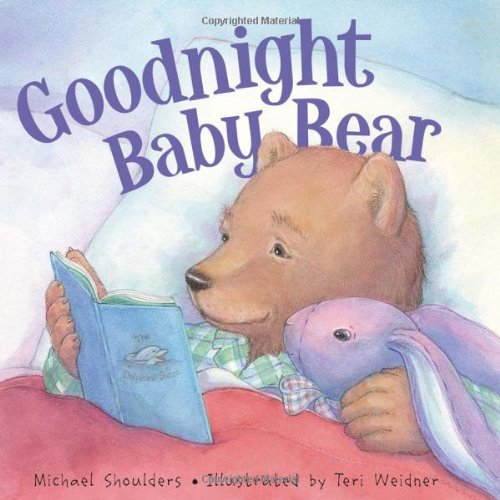 Mike Shoulders Goodnight Baby Bear