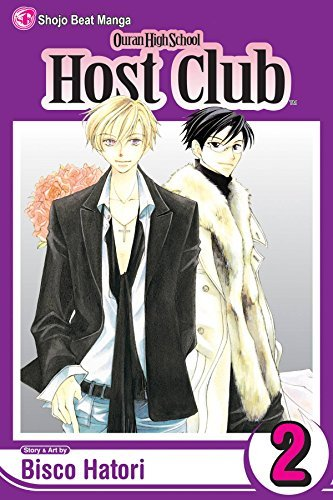 Bisco Hatori Ouran High School Host Club Vol. 2