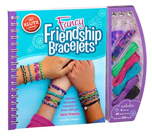 Anne Akers Johnson Fancy Friendship Bracelets