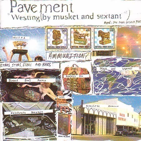Pavement Westing By Musket & Sextant