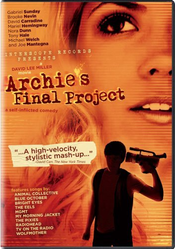 Archie's Final Project Sunday Carradine Nevin Ws Sunday Carradine Nevin