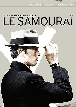 Le Samourai Delon Perier Clr Fra Lng Eng Sub Nr Criterion Collection