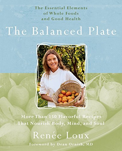 Renee Loux Balanced Plate The Essential Elements Of Whole Foods And Good He