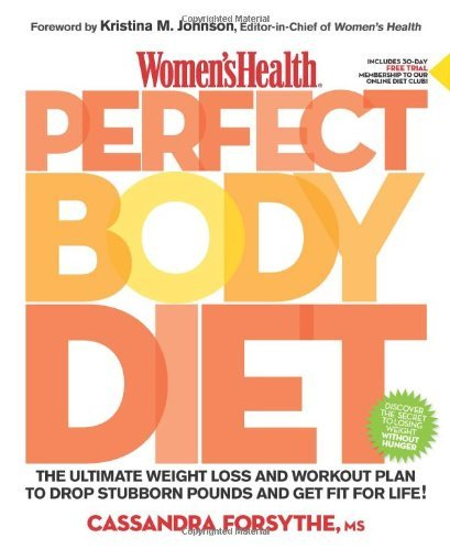 Cassandra Forsythe Women's Health Perfect Body Diet The Ultimate Wei
