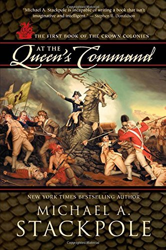 michael-a-stackpole-at-the-queens-command