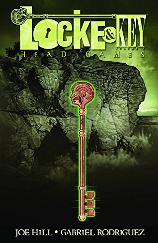 Joe Hill Locke & Key Vol. 2 Head Games