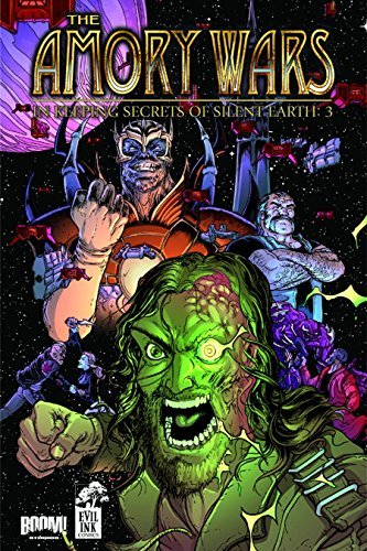 Sanchez Claudio Amory Wars In Keeping Secrets Of Silent Earth 3 Vol. 3 Original