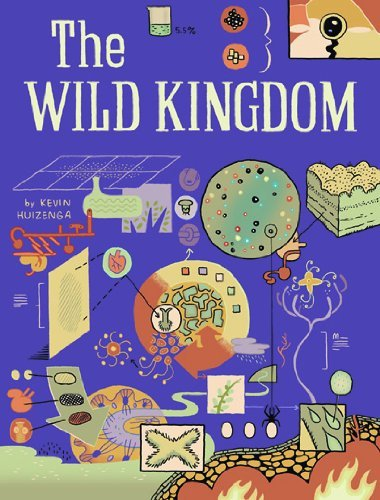 Kevin Huizenga The Wild Kingdom