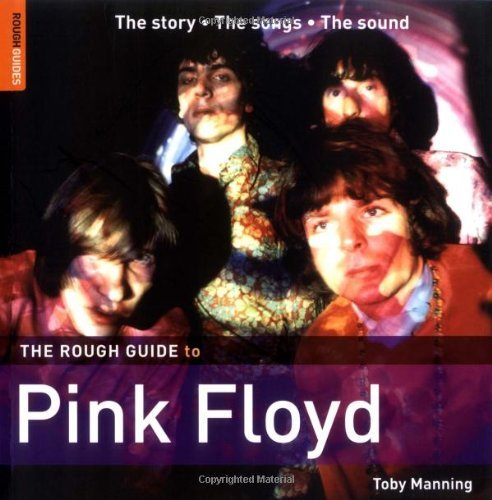 Toby Manning The Rough Guide To Pink Floyd