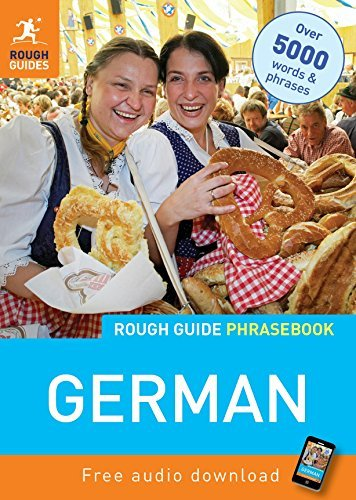 Rough Guides Rough Guide Phrasebook German 0004 Edition;updated