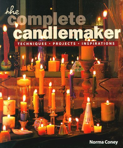 Norma Coney Complete Candlemaker Techniques Projects & Inspirations