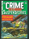 Al Feldstein Crime Suspenstories Volume 1 Issues 1 6