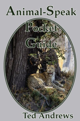 Ted Andrews Animal Speak Pocket Guide