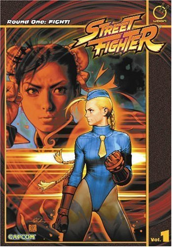 Ken Sui Chong Shinkiro Alvin Lee Arnold Tsang Andr Street Fighter Volume 1
