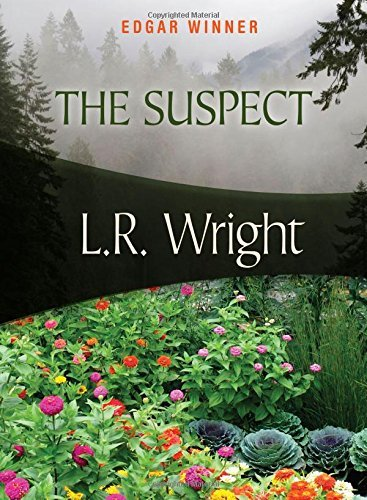 L. R. Wright The Suspect Karl Alberg #1