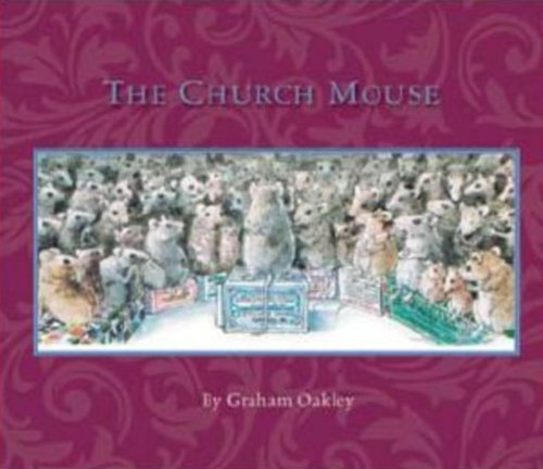 Graham Oakley The Church Mouse