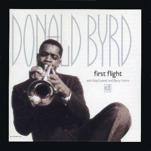 donald-byrd-first-flight