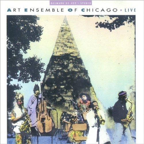 Art Ensemble Of Chicago/Live