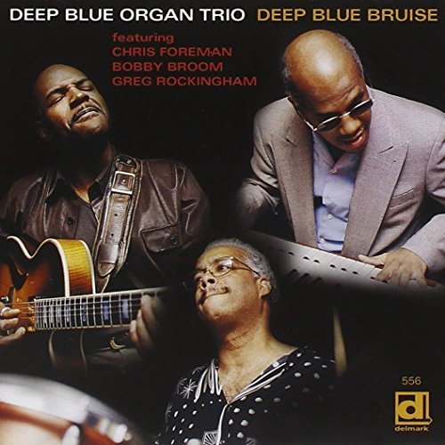 Deep Blue Organ Trio Deep Blue Bruise