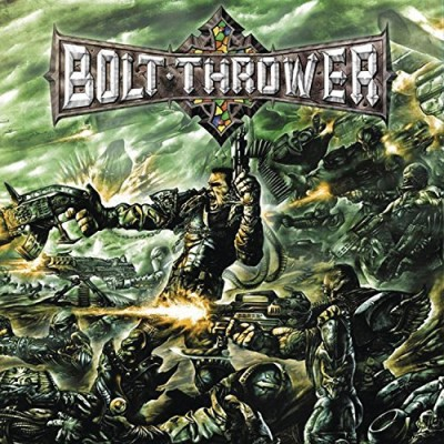 Bolt Thrower Honour Valour Pride