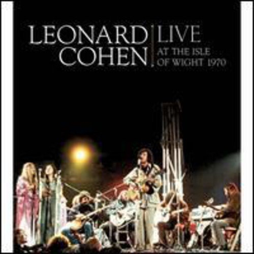 Leonard Cohen Leonard Cohen Live At The Isle Of Wight Import Eu Incl. Bonus DVD