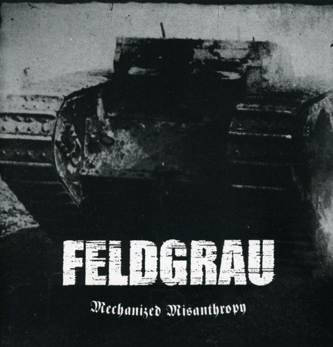 Feldgrau Mechanized Misanthropy Import Gbr