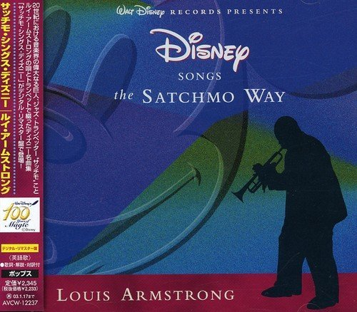 Louis Armstrong Disney Songs The Satchmo Way Import Jpn