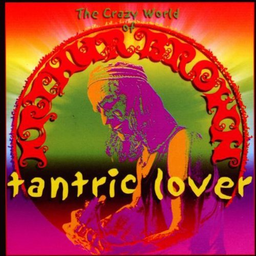 Crazy World Of Arthur Brown Tantric Lover Import Gbr