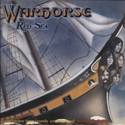 Warhorse Red Sea Incl. Bonus Tracks