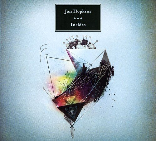 Jon Hopkins Insides Import Gbr