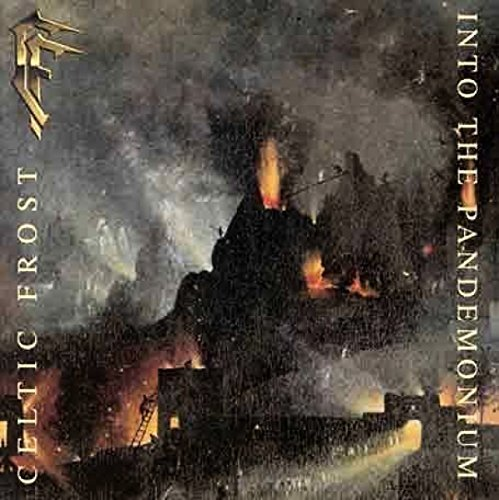 Celtic Frost Into The Pandemonium Import Gbr