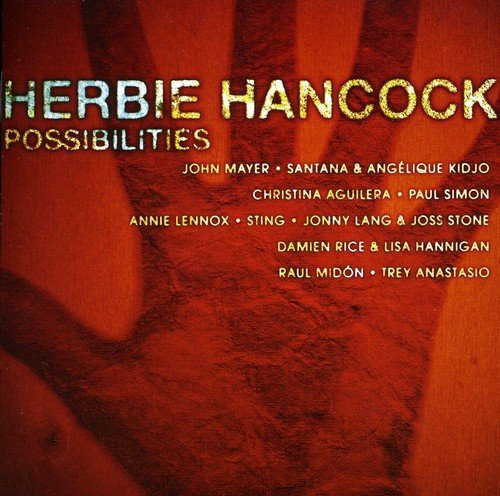 Herbie Hancock Possibilities Import Arg
