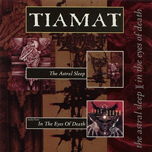 Tiamat Astral Sleep Import Eu Includes Bonus Tracks