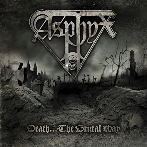 Asphyx Death The Brutal Way Import Eu