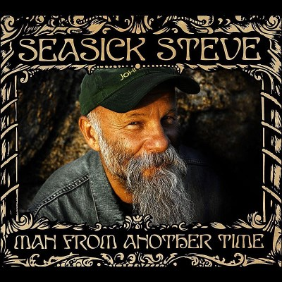 Seasick Steve Man From Another Time Import Eu
