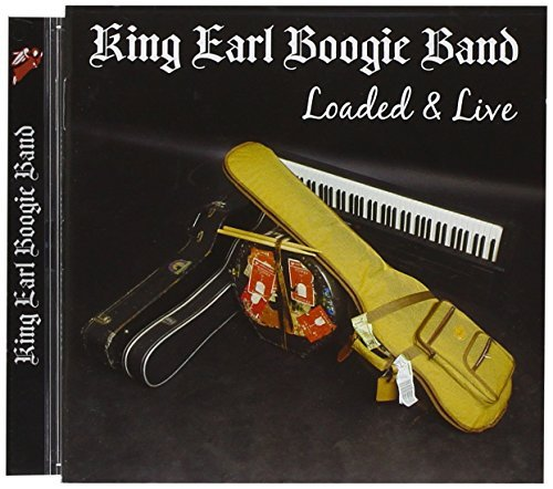 King Earl Boogie Band Loaded & Live Import Gbr