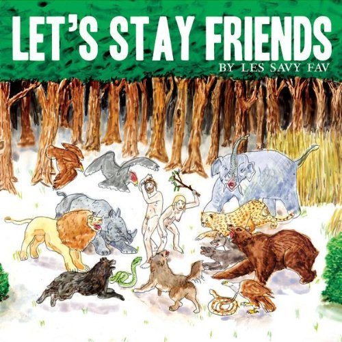 Les Savy Fav Let's Stay Friends Import Gbr