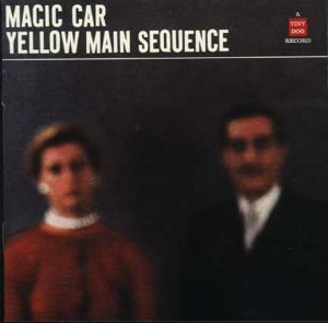 Magic Car Yellow Main Sequence